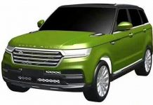 Китайский клон Range Rover