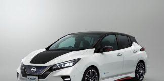 Nissan Leaf Nismo 2017