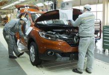 Завод Renault в Китае