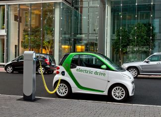 Популярные электромобили