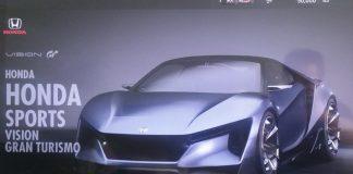 Honda Sports Vision