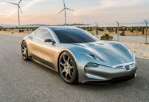 Электромобиль Fisker EMotion