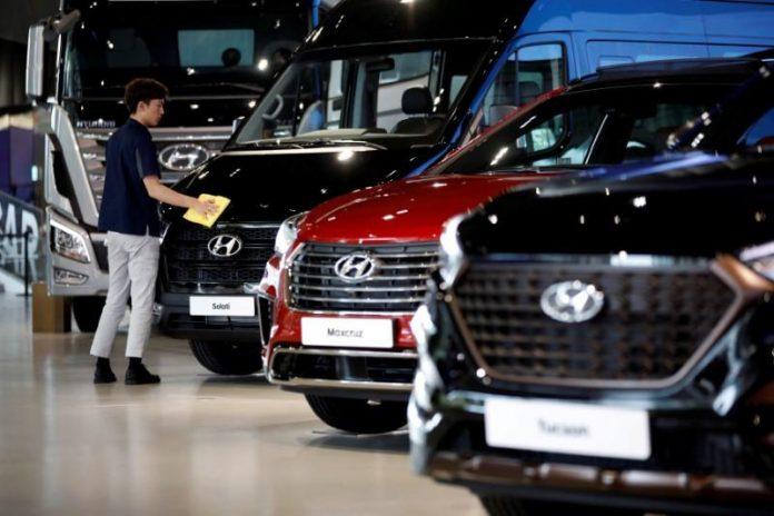 Hyundai, Китай