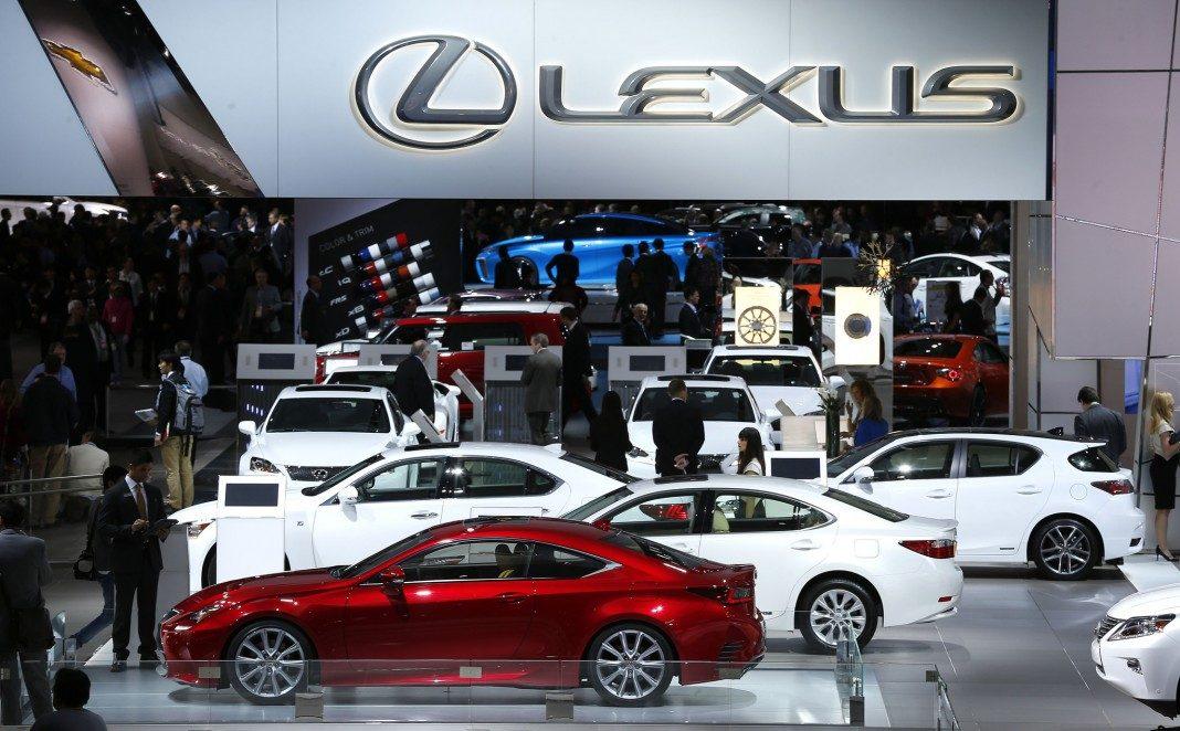 Шоурум Lexus