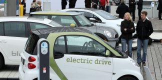 Электромобиль Smart