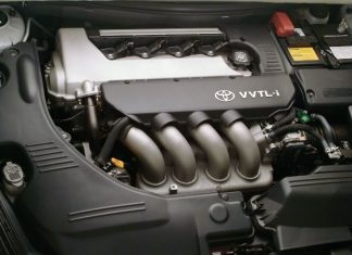 Мотор Toyota