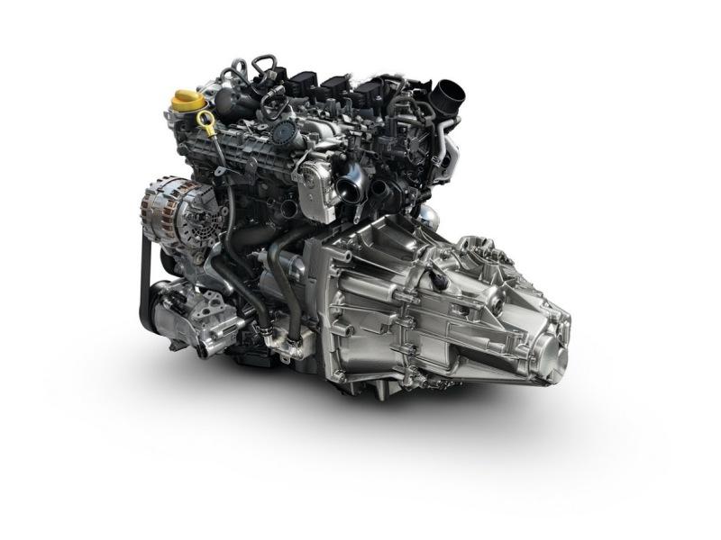 Мотор Renault-Mercedes