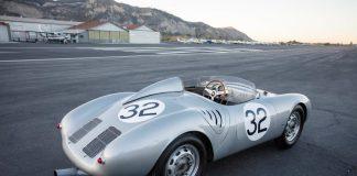 Porsche Spyder 1958 года