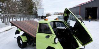 BMW Isetta Pickup