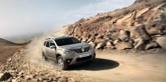 Renault Duster (Рено Дастер) 2018