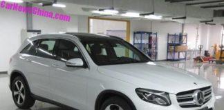Mercedes GLC L