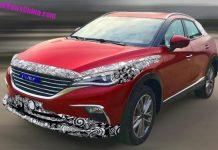 Китайская копия Mazda CX-4