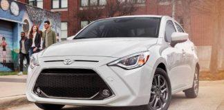 Седан Toyota Yaris 2019
