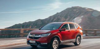 Honda-CR-V 2018