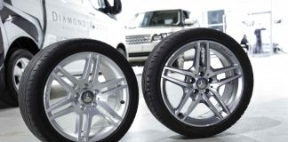 Легкосплавные диски Mercedes