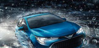 Хэтчбек Toyota Corolla 2018