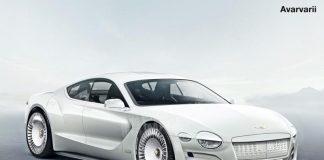 Как может выглядеть электромобиль Bentley