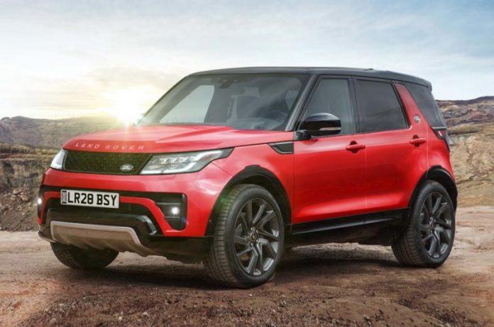 Как может выглядеть новая модель Land Rover