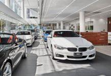 Шоурум BMW