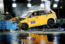Краш-тест кроссовера Volvo XC90
