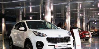 Kia Sportage в Автоцентре на Столичном