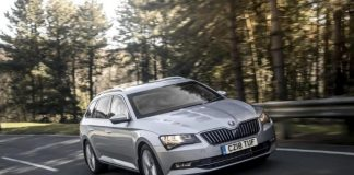 Skoda Superb Armored