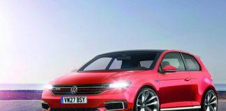 Каким может быть Volkswagen Golf 2019