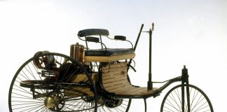Mercedes Patent-Motoreagen