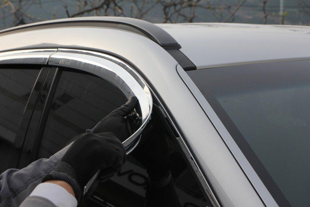Как выбрать Дефлектор окон на машину