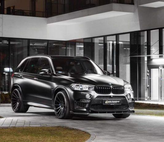BMW X5 M Avalanche