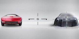 Тизер нового дизайна Opel