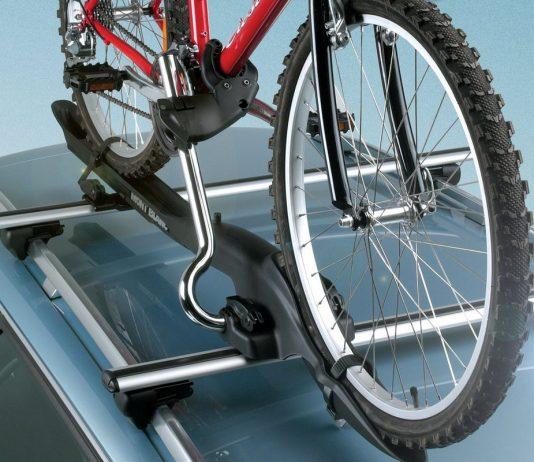 Автомобильное крепление для велосипеда