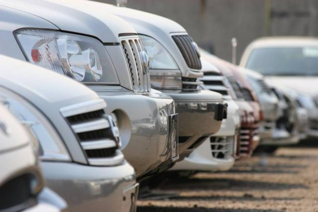 Продажа подержанных авто