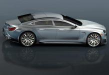 BMW Sportback Concept