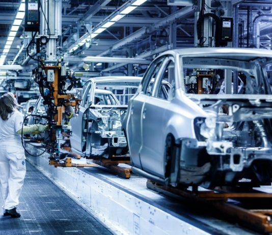 Завод Volkswagen