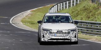 Audi e-tron Quattro S