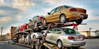 Экспорт авто из США