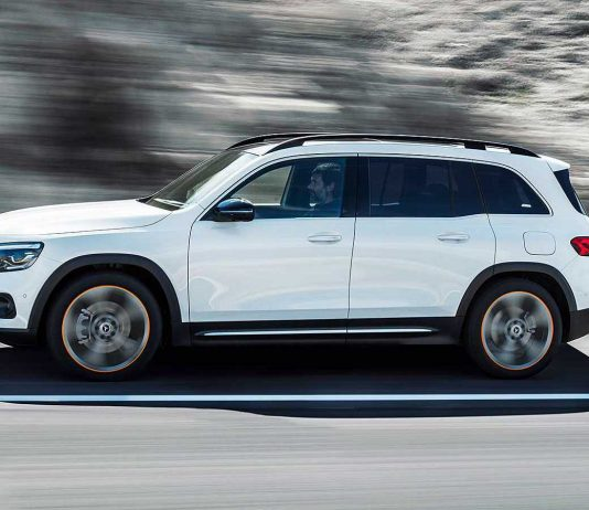 Mercedes-Benz GLB 2019
