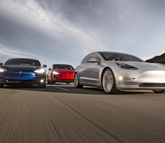 Tesla Model S vs Tesla Model 3
