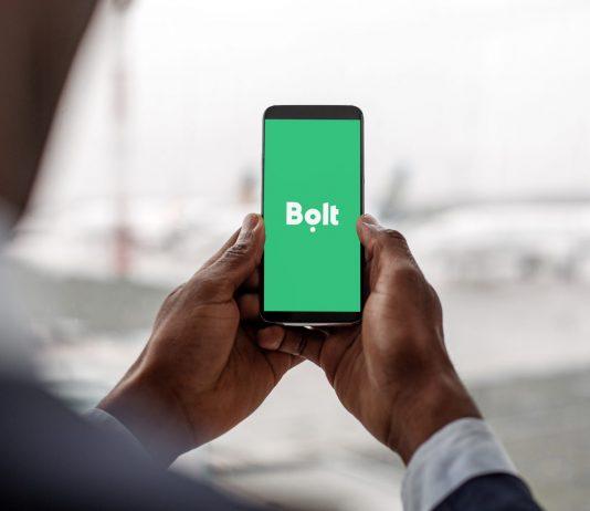 Сервис вызова такси Bolt
