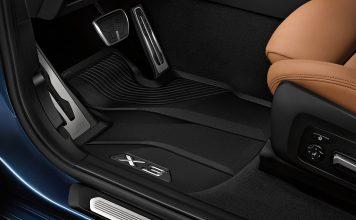 Коврики BMW X3