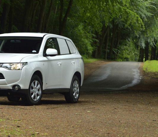 Mitsubishi Outlander Commercial