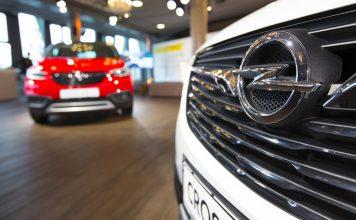Салон Opel
