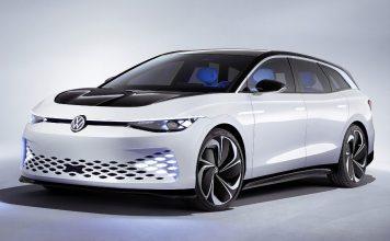 Volkswagen ID Space Vizzion