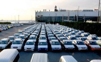 Импорт автомобилей в Украину