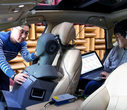 Hyundai Active Road Noise Control-Tech